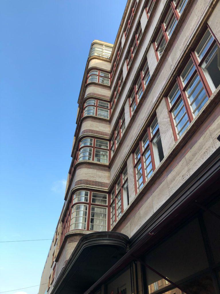 Hotel Ellington - Fassade